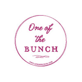 "I'm Proud to Be ""One of the BUNCH!"""