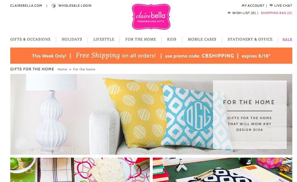 New Licensing Partner – Clairebella