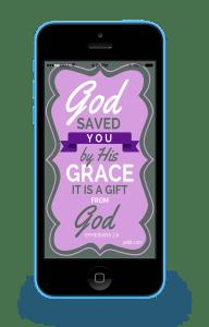 iPhone-5C-God-saved-you