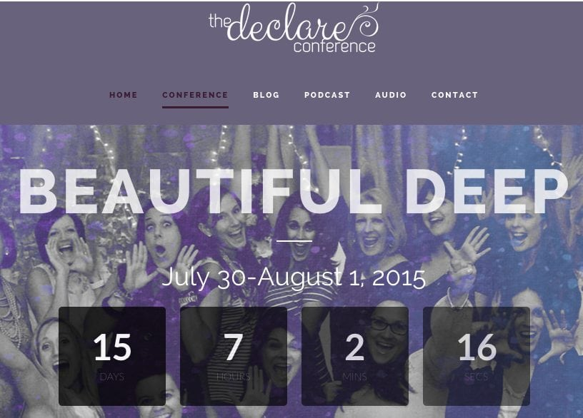 Declare Conference 2015 – Beautiful Deep