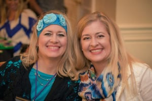 Me and my sister - what a blessing to share this weekend with her