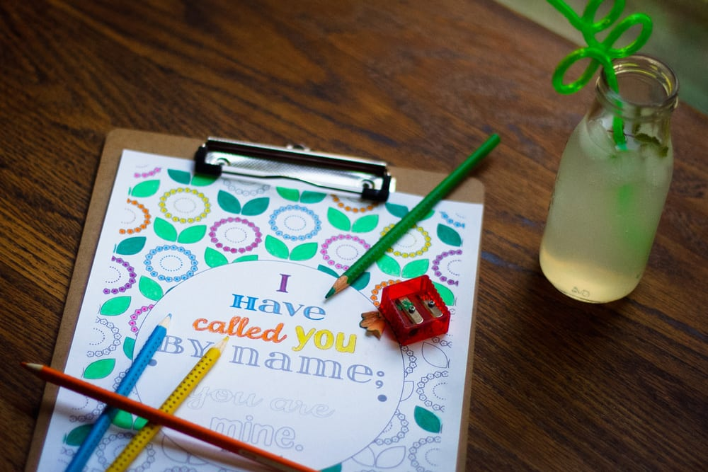 10 Ways to Hide God's Word in Your Heart Using Pretty Printables