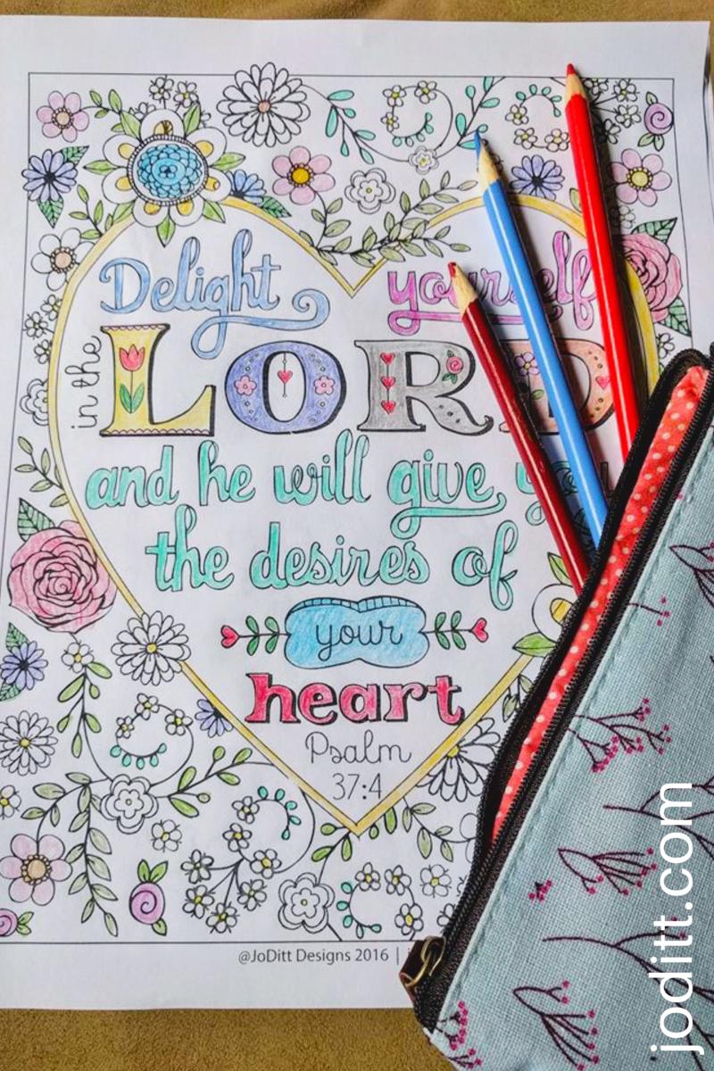 Sneak Peek inside My NEW Scripture Coloring Book for Adults – coming soon!