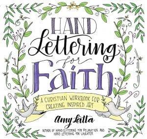 Hand Lettering for Faith by Amy Latta