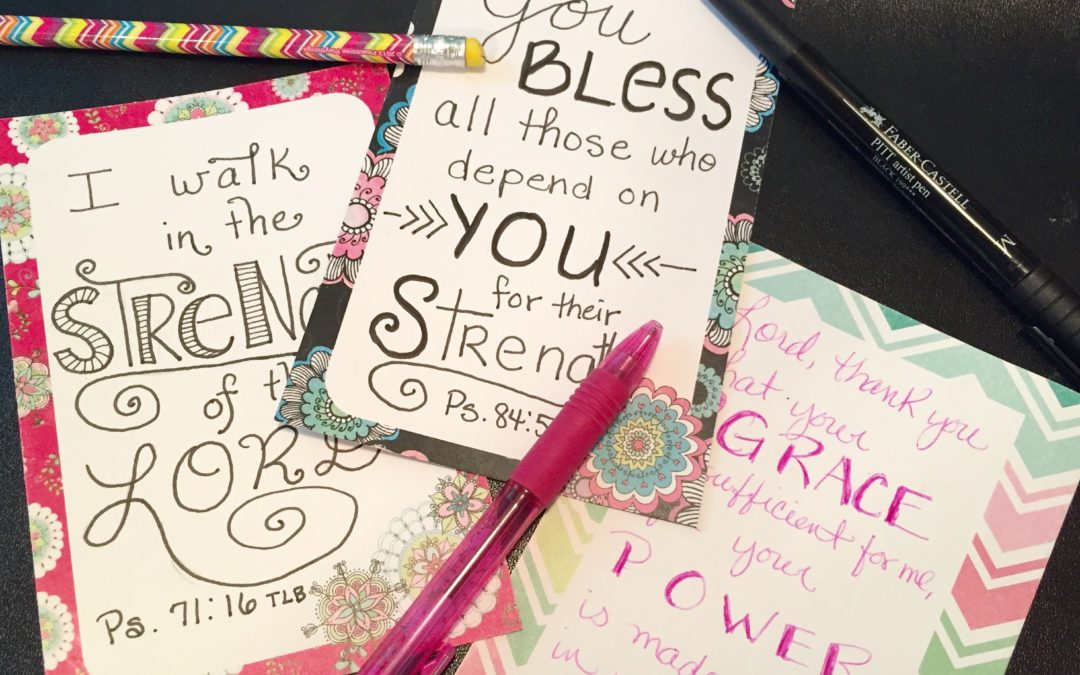 My Bible Journaling Journey