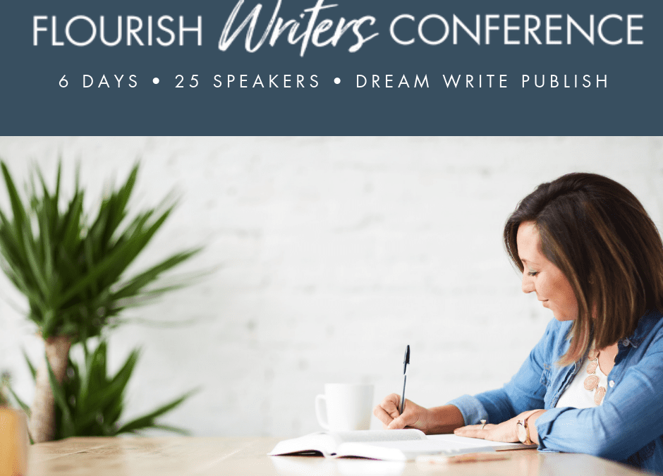 Free Christian Writers Conference by FlourishWriters