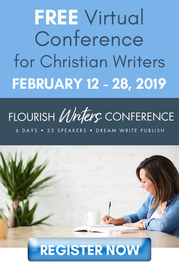 Christian Writers Conference 2019 FlourishWriters