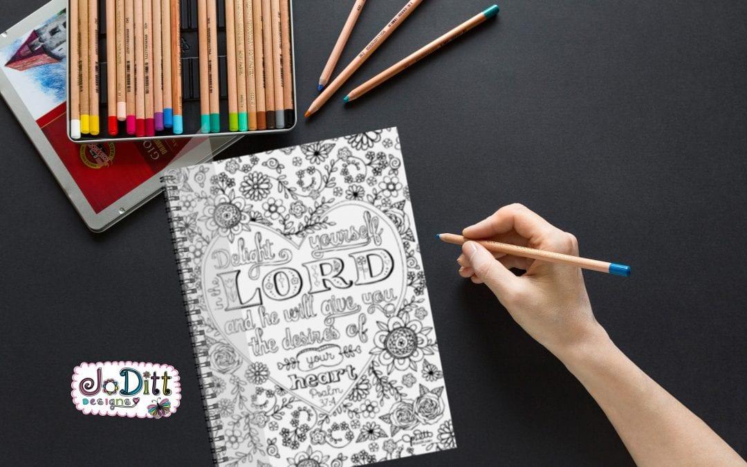 Win One of My New Premium Prayer Journals!