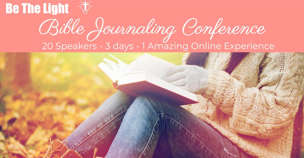 Be the Light Bible Journaling Conference 2019