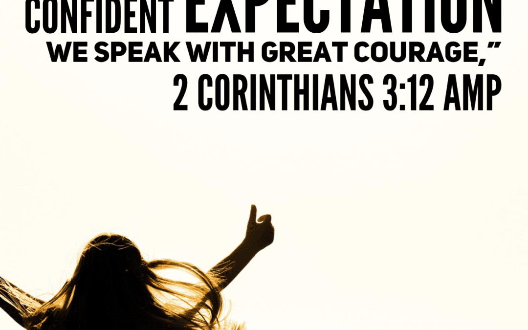 Joyful Expectation – October Delight in the Word Challenge