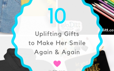 10 Uplifting Gifts for Make Her Smile Again and Again