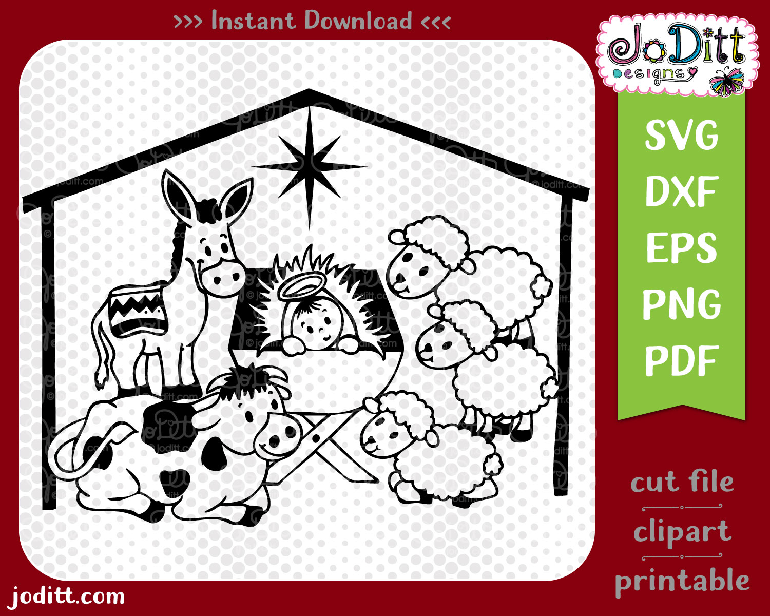 nativity-svg-preview-JoDittDesigns